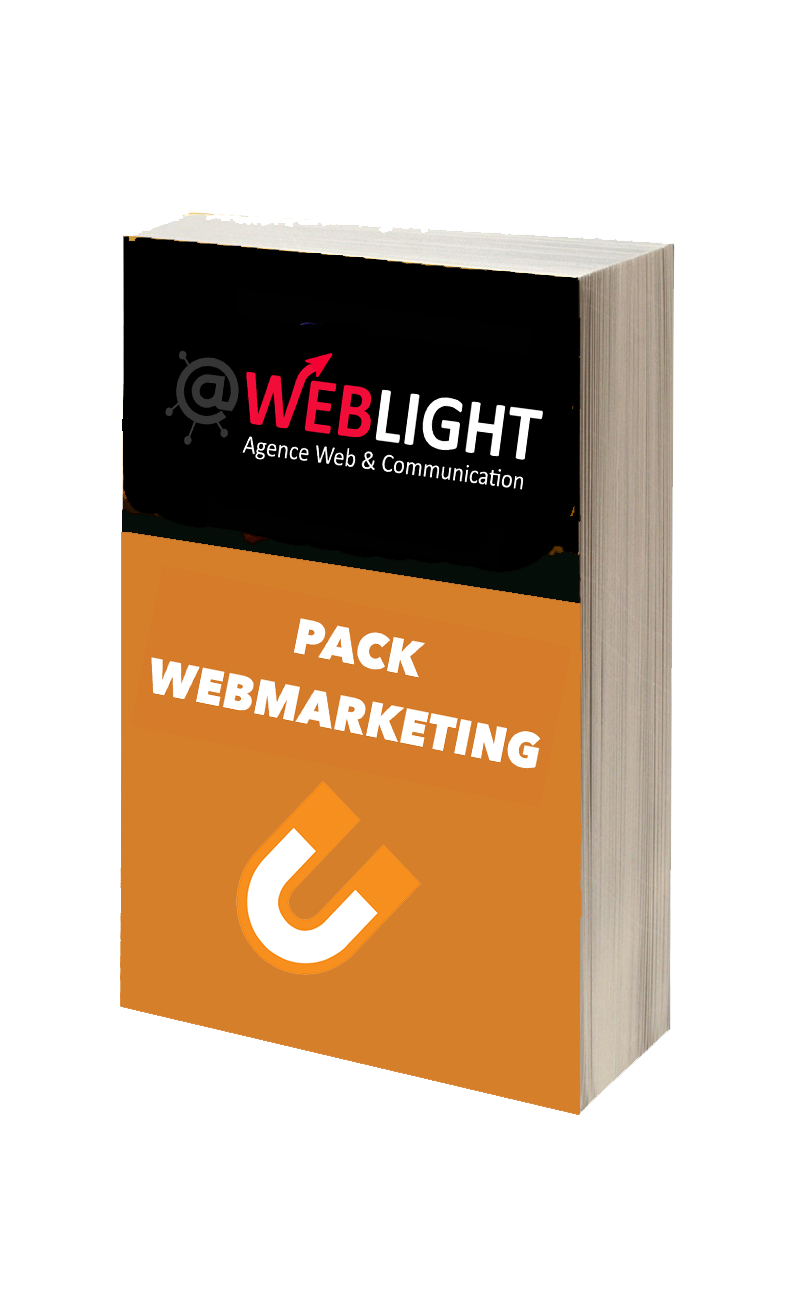 Pack Tarifs WebMarketing